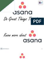 A Tutorial on How to Use Asana