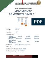 Informe 2, Física II 2015-1(Terminado)