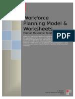 Workforce Planning Model.doc