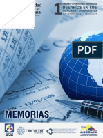 E-book I Congreso Internacional de Finanzas
