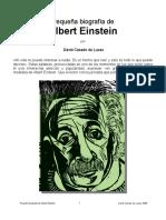 Bio Gra Einstein