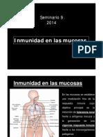 Inmunidad en Las Mucosas