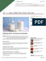 11 Benefícios do Kefir - Para Que Serve e Propriedades - MundoBoaForma.com.br