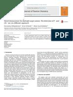 Journal of Fluorine Chemistry 175 (2015) 180–184