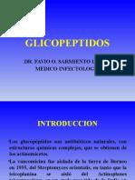 3.GLICOPEPTIDOS