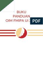 Panduan Oim Fmipa Ui 2017 v1.3