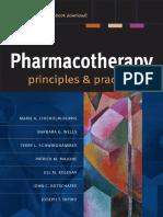 Pharmacotherapy Dipiro Pdf Pharmaceutical Drug Pharmacy