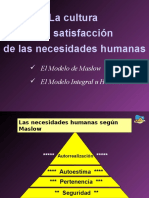 2.3. Pirámide de Las Necesidades de Abraham Maslow