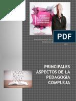 Presentación Pedagogía Compleja