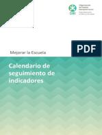 2 Calendario de Seguimiento de Indicadores