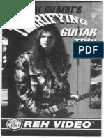 Paul Gilbert - Terrifying Guitar Trip