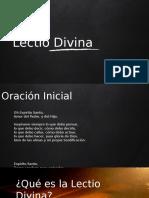 Lectio Divina Zaqueo