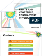 3. FAV Postharvest Physiology
