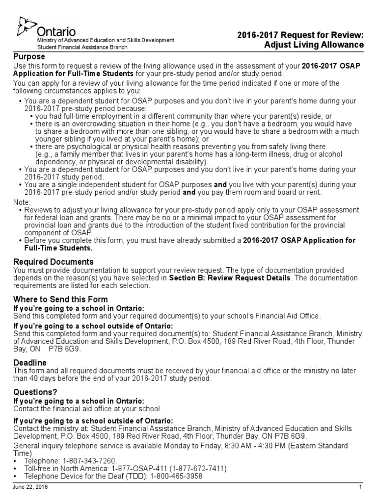 Pr Dr 015742 United States Postal Service Student Financial Aid