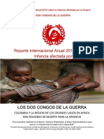 Reporteinfanciamundial2012 Infancia y Guerra