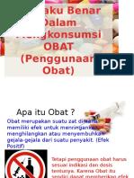 Penyuluhan Penggunaan Obat