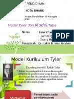 1. Model Tyler& Taba