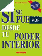 Zavala Eduardo - Si Se Puede Desde Tu Poder Interior.pdf