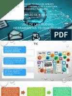 Uso de Las Herramientas Tecnologicas