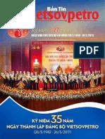 Ban Tin Vietsovpetro qiu II-2017