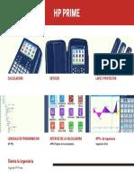 CalculadoraHP PRIME