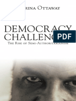 Democracy Challenged