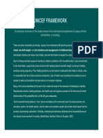 UNICEF Framework
