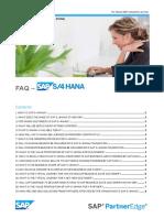s4hana Partner Faq Feb2015