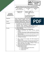Spo.15.03.10.01.005 Teknik Pemotongan Sediaan Makroskopik Jaringan Ginjal Di Instalasi Patologi Anatomi