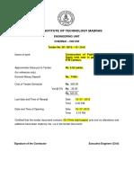 IITM Public Toilet Tender Doc