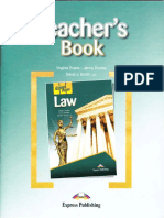 Career Paths Law TB