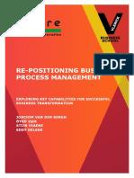 Business Transformation - Repositioning BPM PDF