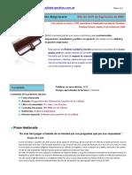 08 - Diagnóstico Del Sistema de Gestión de La Calidad, Más ... - Por Favor, Reenvíe Este Boletín a Sus Contactos.