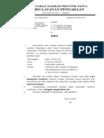 3. Undangan Pembuktian Kualifikasi Tupoksi Ortal