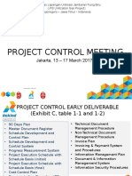 Project Control Consortium Meeting 13 - 16 March 2017r1