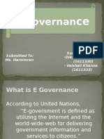 E Governance.pptx