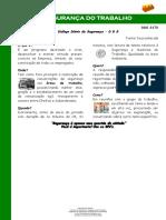 DDS-0170 --- DiáLogo DiáRio de Segurança - DDS