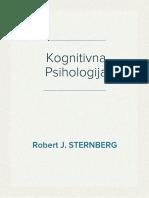 Kognitivna psihologija