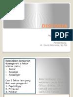 Referat Distosia