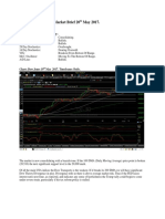 Wealthbuilder Stock Market Brief 20th May 2017