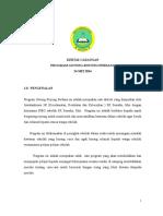 Kertas Kerja Projek Gotong Royong Perdana