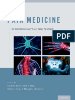 2015 Pain Medicine - An Interdisciplinary Case-Based Approach