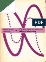 Manualul Inginerului Electronist Masurari Electronice
