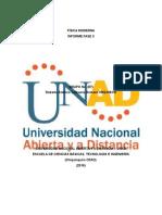 Correcion Del Tutor Estructura Informe Fase 3