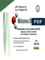 Minicurso Santos Site 2015