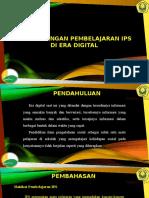 Pro Siding pengembangan media belajar