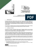 Ix Jornada de Derecho Tributario