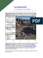 Cara Menggunakan Google Earth.docx