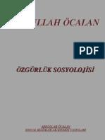 Özgürlük Sosyolojisi - Abdullah Öcalan
