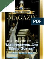 MUM-Magazin Ausgabe Sommer 2010